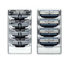 4 Blades For Gillette Fusion Razor Shaving Shaver Trimmer Refills CartridgesCNCA