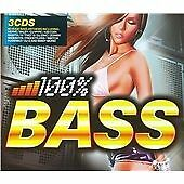 Various Artists - 100% Bass (2010)