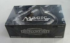 MAGIC THE GATHERING M13 CORE 2013 SET BOOSTER BOX ENGLISH SEALED FREE SHIPPING