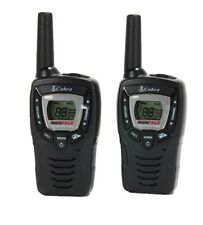 (2) COBRA CX312 23 Mile 22 Channel FRS/GMRS Walkie Talkie 2-Way Radios w/ VOX