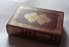 WAR AND PEACE by Leo Tolstoy / Fictional War / French History / Franklin Library