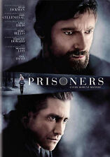 PRISONERS (DVD, 2013) NEW