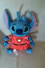 "DISNEYSTORE GENUINE LILO AND STITCH 16"" STITCH PLUSH TOY BNWT"
