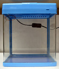 Pufeit PF 235 Aquarium | With LED and Top Filter | Capacity: 7 ltr | Glass Body