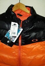 Oakley Skull Japan Down Puffer Ski Snow Vest Jacket Medium (NWT)