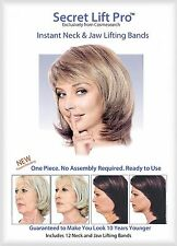 Secret Lift Pro Instant Neck and Jaw Lift Facelift Tapes and Bands