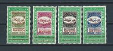 Middle East - Yemen mnh stamp set - red airplane ovpt - Sanaa - New York