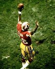 Autographed CHARLEY TAYLOR HOF 8X10 Washington Redskins Photo COA