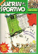 GUERIN SPORTIVO=NR°38 1975=POSTER INTER = FERRARI ALBUM DEI RICORDI=R.SCHIAFFINO