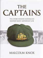 THE CAPTAINS  --  Malcom Knox - The story behind Australia's second most.....