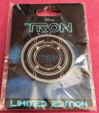 Disney DSF Tron Legacy Identity Disc Surprise LE 300 Spinner Pin HTF