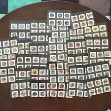 Fauna Butterflies Trains Football Space etc Tchad collection 34 MNH stamp sets