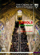 Carols from King's: The Choir of King's College Cambridge DVD NEW