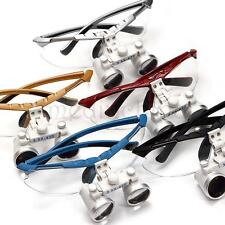 Dentist Dental Surgical Medical Binocular Loupes 3.5X 420mm Optical Glass Loupes