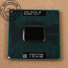 Intel Core 2 Duo T9300 - 2.5 GHz Dual-Core 6M 800MHz SLAYY Socket P PGA478 CPU