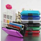 Waterproof Aluminum Metal Business Id Credit Card Wallet Holder Case Box Pocket