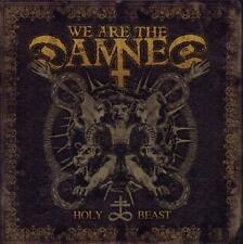 WE ARE THE DAMNED Holy Beast CD ( h1 ) 162918