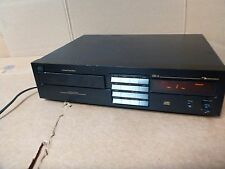 NAKAMICHI CD-4 Compact Disc Player Works / Vintage Audiophile 1992