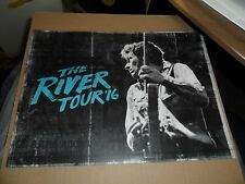 BRUCE SPRINGSTEEN.THE RIVER 2016 TOUR PROGRAMME.NEW MINT