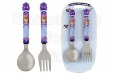 SFK Disney Sofia Flatware Set