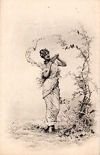 Carte postale ancienne illustrée par MM Vienne - non circulée