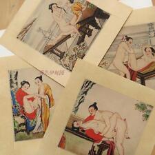 China ancient art treasures erotic boudoir bedroom enlightenment 1pc