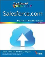 Teach Yourself VISUALLY (Tech): Salesforce. Com by Justin Davis, Richard...