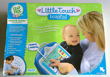 1 used LeapPad Little Touch educational book reader infant preschool
