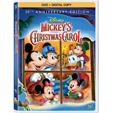 Mickey's Christmas Carol 30th Anniversary Special Edition DVD DVD/Digital Copy