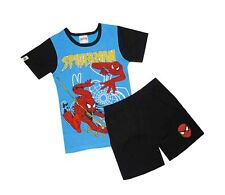 NEW! MARVEL BOY'S LOUNGE WEAR/ TERNO SET (SPIDERMAN, SIZE #10/ 4-5Y)