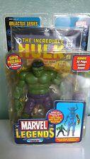 Hulk 1st Appearance Galactus Series Marvel Legends 2005