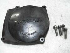 "HONDA CR 250 ""1983"" PLASTIC, MAGNETO COVER & SCREWS !"