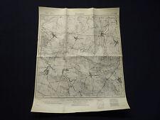 Landkarte Meßtischblatt 2758 Ravenstein / Wapnica in Pommern, Kreis Saatzig 1945