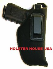 Inside the Waistband  Concealed Gun Holster for Glock 36, 37, 38, 17, 19, and 23