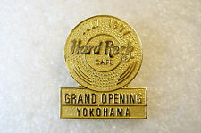 YOKOHAMA,Hard Rock Cafe Pin,GRAND OPENING