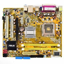 Asus P5L-MX Socket LGA 775 Motherboard Tested Warranty with I/O Shield K7