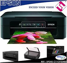 MULTIFUNCION IMPRESORA EPSON COLOR XP 245 USB WIFI ESCANER IMPRESION (PENINSULA)