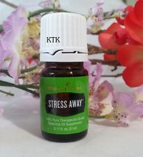STRESS AWAY 5 ml  Young Living Essential Oil New Sealed  Ready to Ship