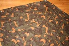 M1982 Hungarian military camo poncho, zeltbahn, shelterhalf, unused condition