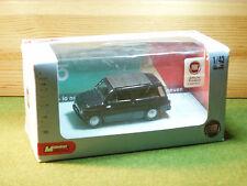 Fiat 500 Estate in Black 1/43rd Scale