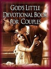 God's Little Devotional Book for Couples (Special Gift) (God's Little Devotional