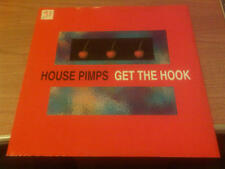 "12"" MIX HOUSE PIMPS GET THE HOOK WOX 04  EX-/VG+ ITALY PS 1993 VSC"