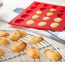 Mini Madeleines Baking and Dessert Silicone Mould Jelly Cookies Mould