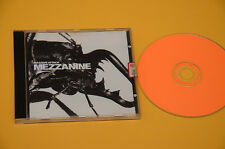 CD (NO LP ) MASSIVE ATTACK MEZZANINE ORIG CON LIBRETTO TOP EX AUDIOFILI