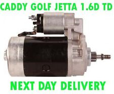 VW CADDY GOLF JETTA 1.6D TD 1980 1981 1982 1983 1984   1992 RMFD STARTER MOTOR