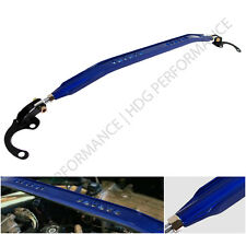 FOR 2000-2003 NISSAN MAXIMA A33 ALUMINUM RACE FRONT UPPER BAR BRACE STRUT BLUE