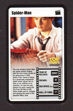 Spiderman Tobey Maguire Movie Film Card from England