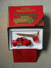 "MATCHBOX YS-9 1936 Leyland""Cub""Fire Engine"""