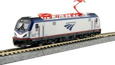 Kato 137-3002 N Scale Locomotive Siemens ACS-64 Amtrak Road #627