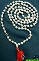 Parad Mala 108 1 Mercury Beads Paras Rosary ( 6mm  ) !!!